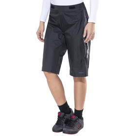 VAUDE Tremalzo Rain Shorts Women black